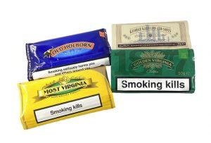 توتون سیگار دست پیچ