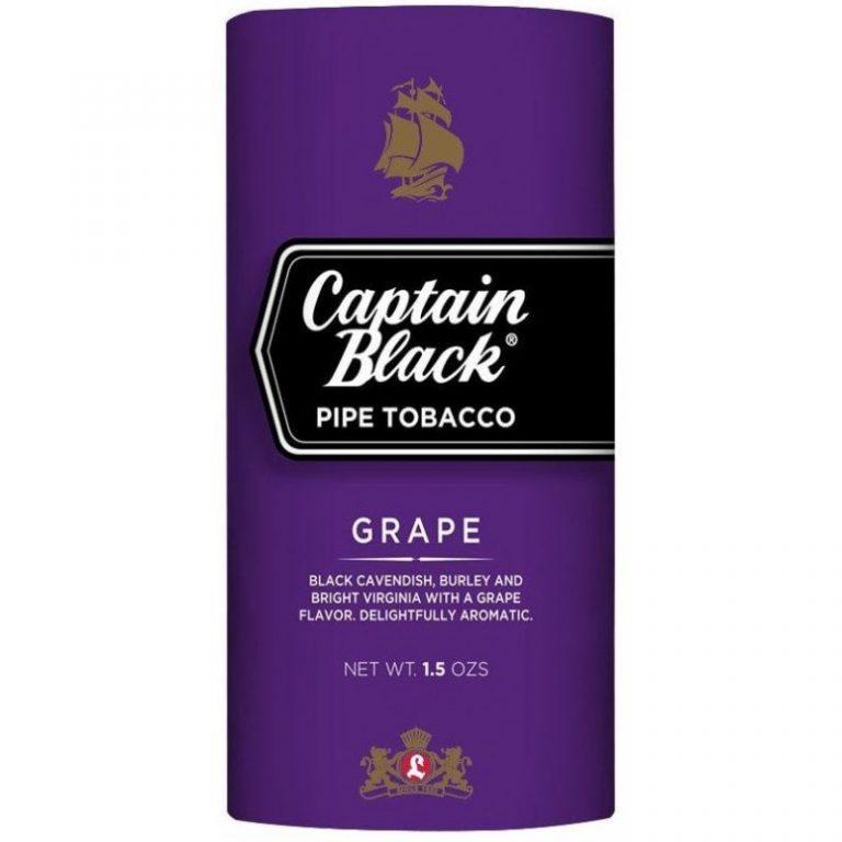 توتون پیپ کاپیتان بلک انگور – Captain Black Grape