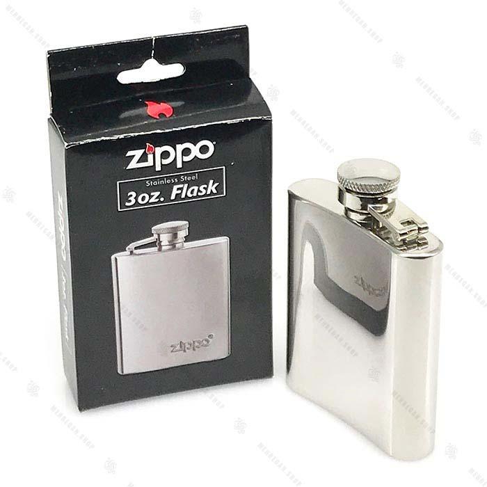 فلاسک جیبی استیل زیپو Zippo