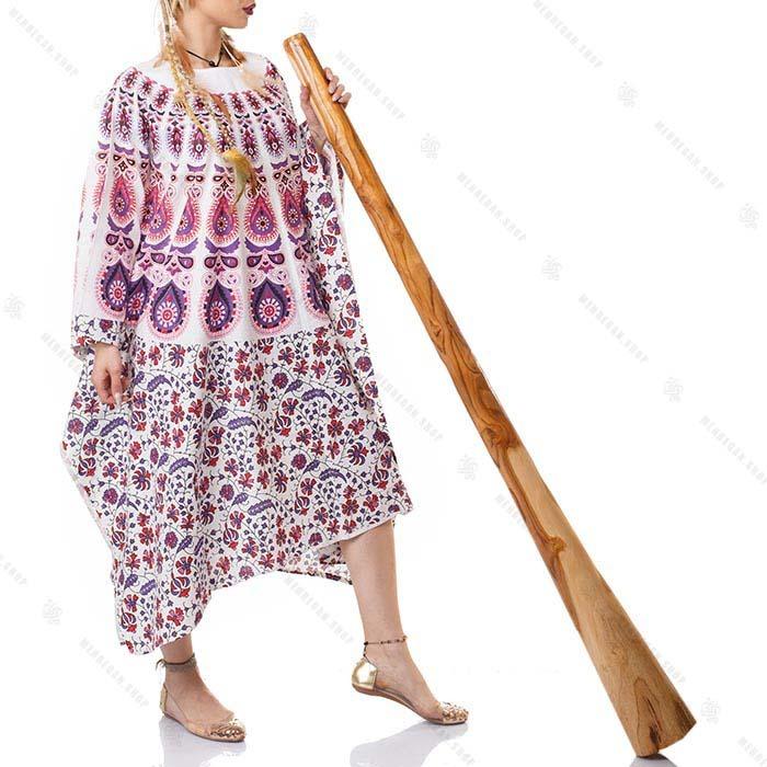 پانچو مجلسی سنتی زنانه هیپی استایل