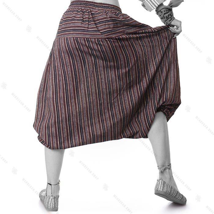شلوار سنتی سندباد فندقی – Sinbad Kurta Trouser