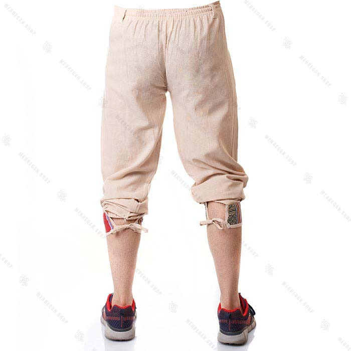 شلوار گلیمی سنتی شیری – Milky Kilim Trouser