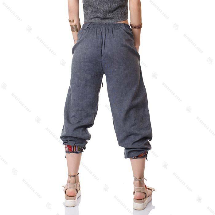 شلوار گلیمی سنتی خاکستری – Grey Kilim Trouser
