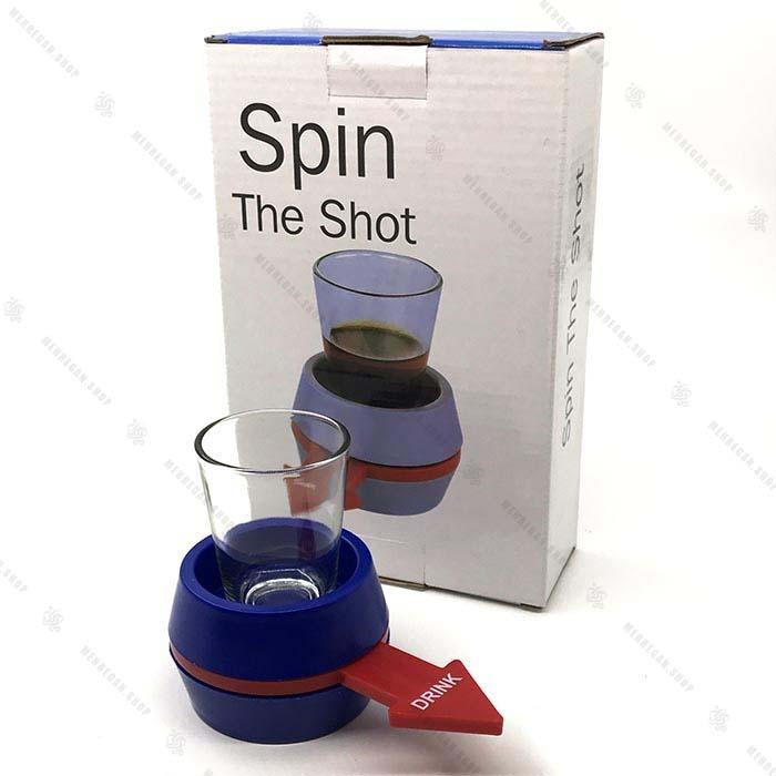 بازی اسپینر شات Shot Spinner