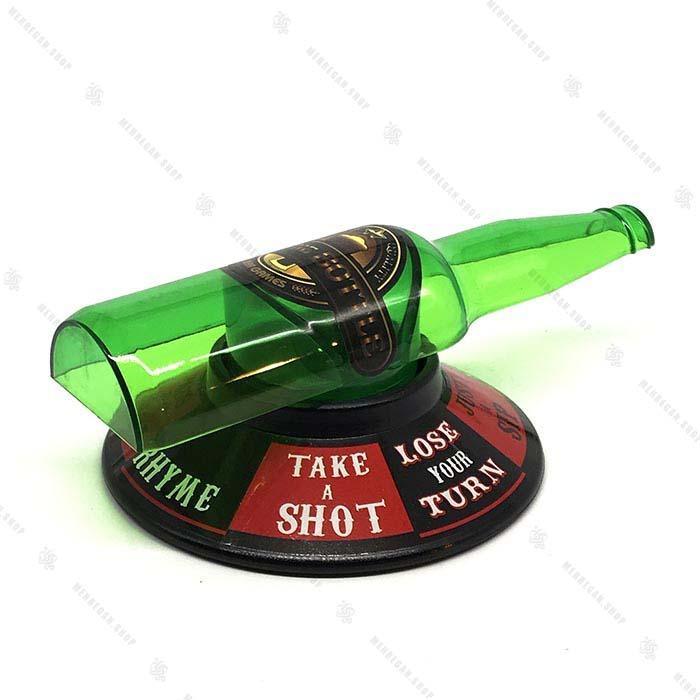 بطری بازی جرات و حقیقت Spin the Bottle True or Death