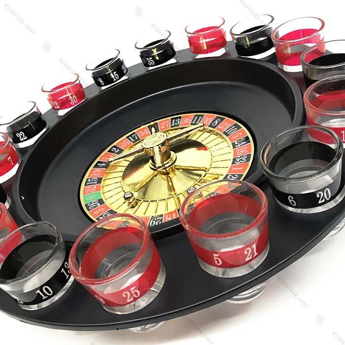 بازی رولت شات ۱۶ تایی Roulette Shot