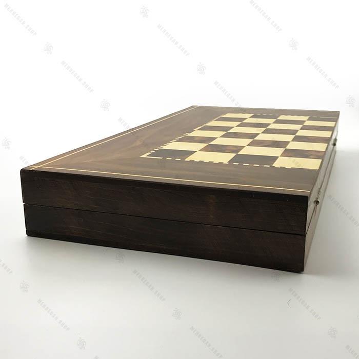 تخته نرد و شطرنج با روکش ضد خش