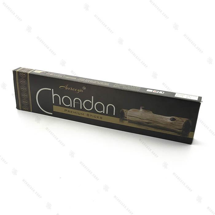 عود دست ساز هندی بوی چوب چاندان Chandan