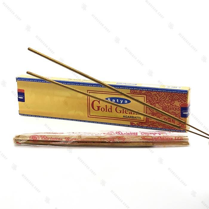 عود هندی دست ساز گلد گلیم Satya
