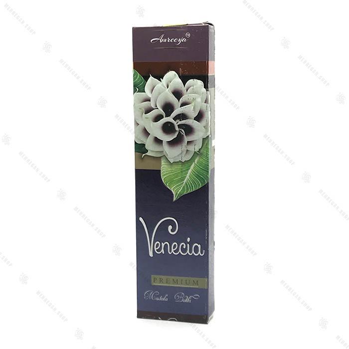 عود هندی دست ساز با رایحه گل Venecia
