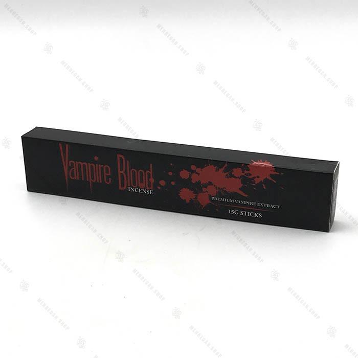 عود هندی دست ساز ومپایر بلاد Vampire Blood