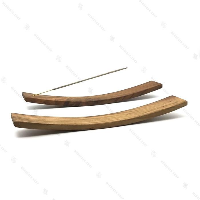 جاعودی طرح هلال از جنس چوب راش