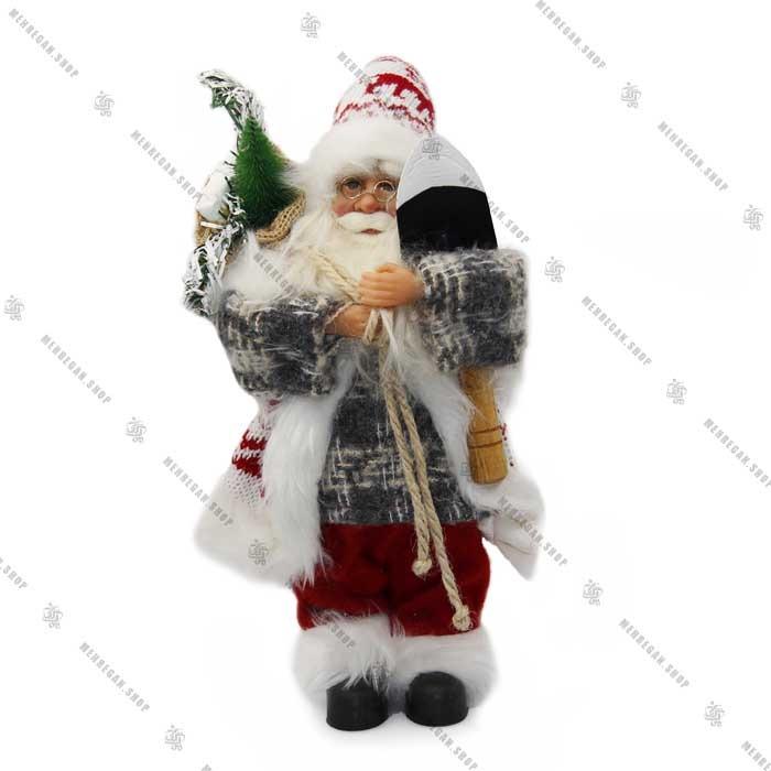 عروسک دکوری بابانوئل