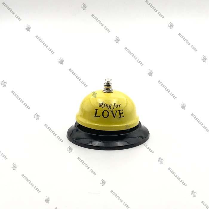 زنگ رومیزی رزرویشن Ring for LOVE
