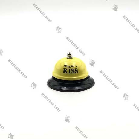 زنگ رومیزی رزرویشن Ring for a Kiss