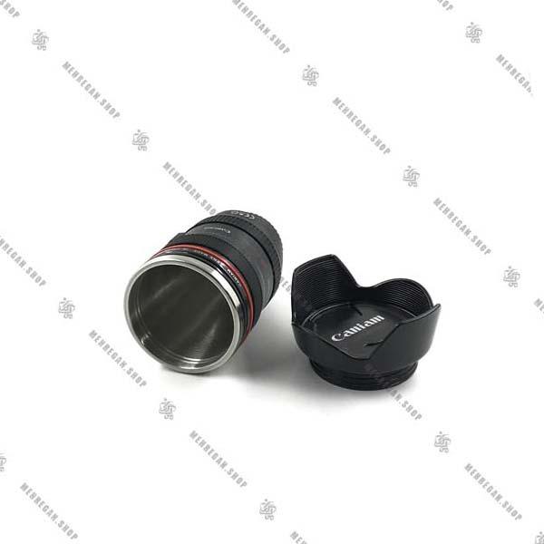 ماگ طرح لنز دوربین لبه بلند Caniam 28-135mm