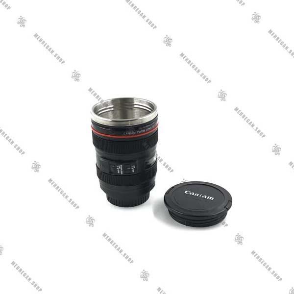 ماگ طرح لنز دوربین بدون لبه Caniam 24-105