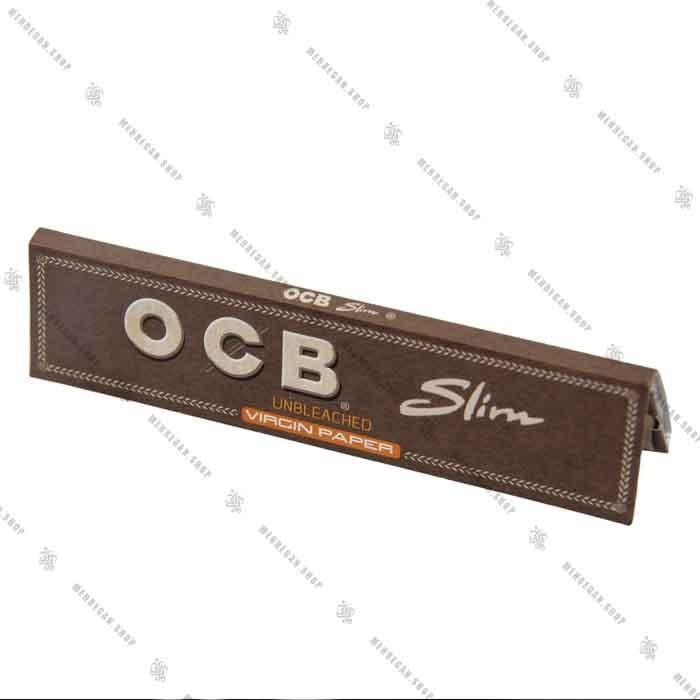 پیپر OCB بلند قهوه ای