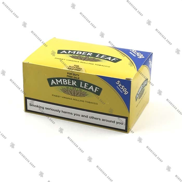 توتون سیگار دست پیچ امبر لیف Amber Leaf