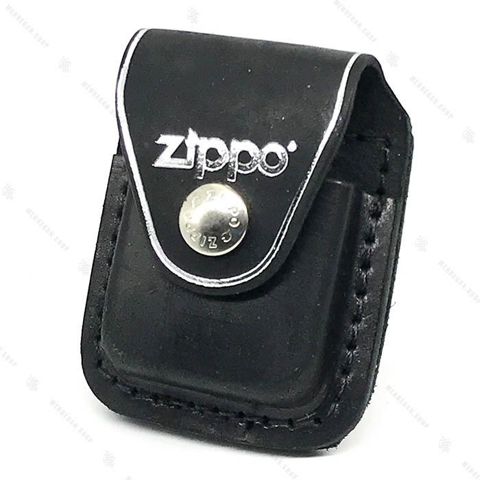 کیف چرمی فندک زیپو Zippo