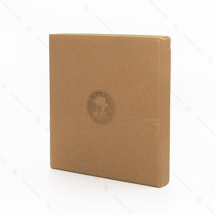جعبه سیگار و فندک المنتی مشکی کد ۰۷۴۳۱