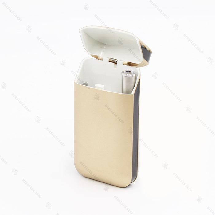 کیف سیگار طلایی کد ۰۷۴۲۹۵