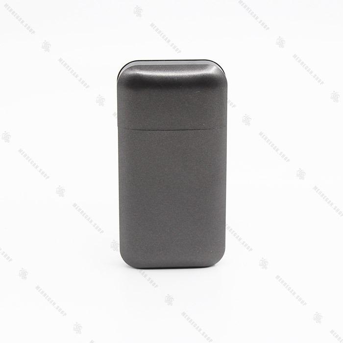 کیف سیگار نقره ای کد ۰۷۴۲۹۲