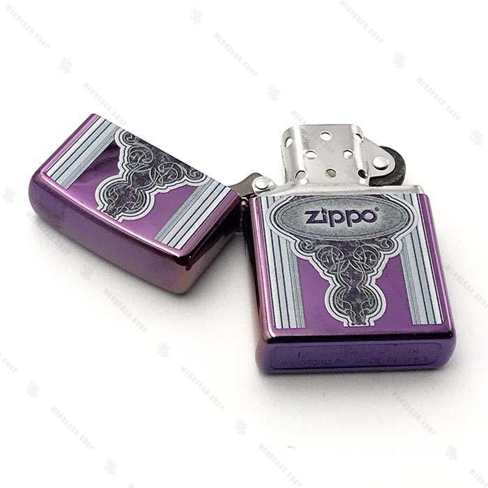 فندک زیپو Zippo مدل VINTAGE FRAME