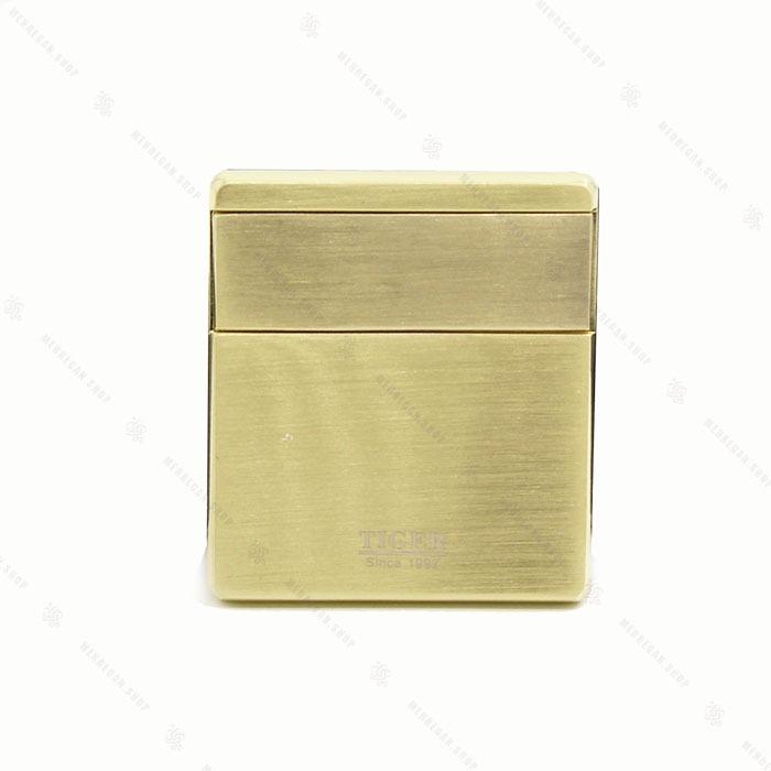 فندک شارژی تایگر طلایی کد ۰۶۵۲۶.۱