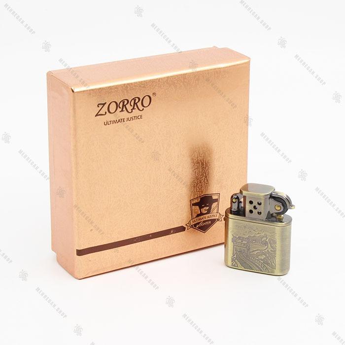 فندک بنزینی زورو Zorro