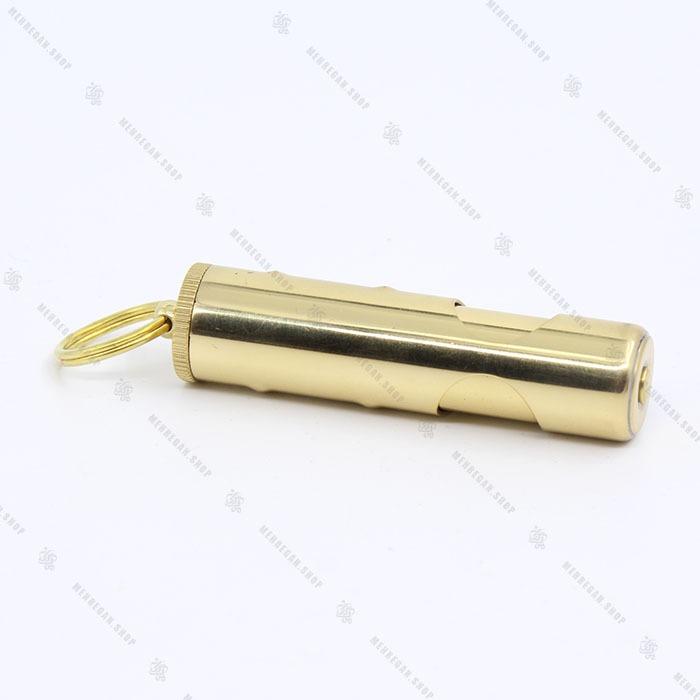 فندک طلایی زورو Zorro