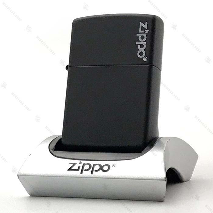 فندک سیگار زیپو طرح لوگو Zippo
