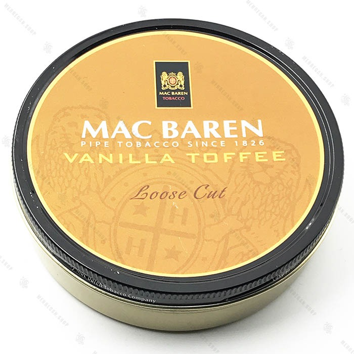 توتون پیپ مک بارن تافی وانیلی – Mac Baren Vanilla Toffee
