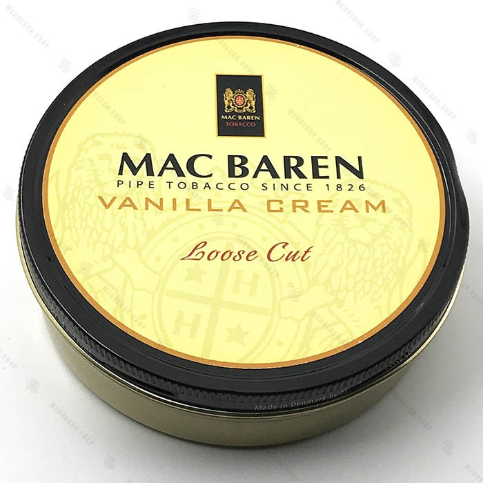 توتون پیپ مک بارن کرم وانیلی – Mac Baren Vanilla Cream