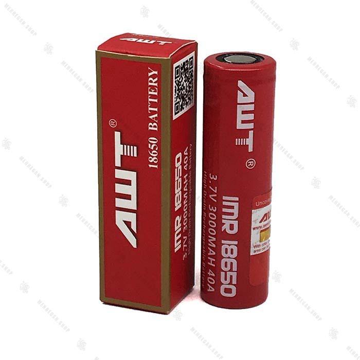باتری شارژی ۳.۷ ولت – AWT Battery 3000mAh
