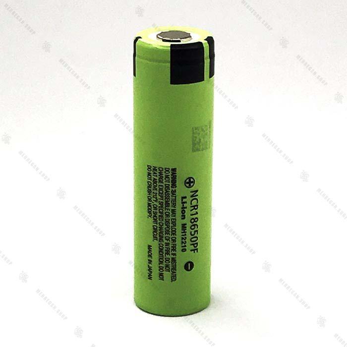 باتری شارژی NCR18650PF