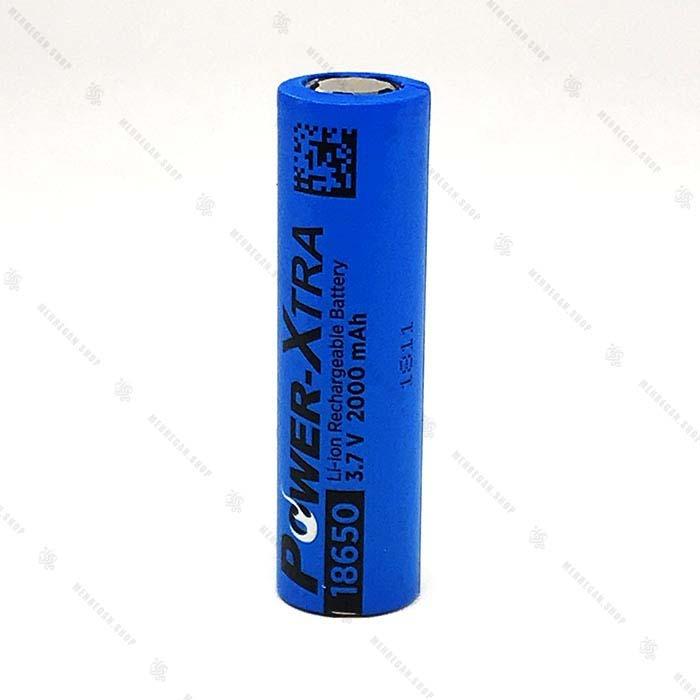 باتری شارژی ۳.۷ ولت – Power Extra 2000mAh