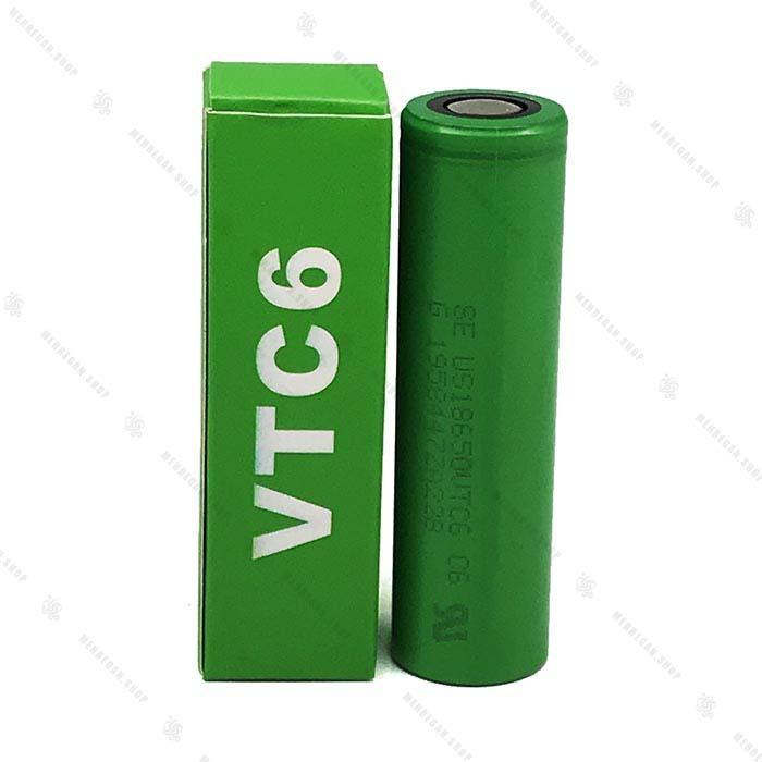 باتری شارژی ۳.۷ ولت – VTC6 18650