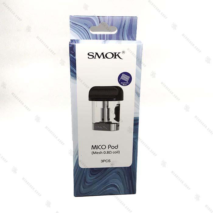 کارتریج اسموک میکو مش ۰.۸ اهم – SMOK cartridge Mesh