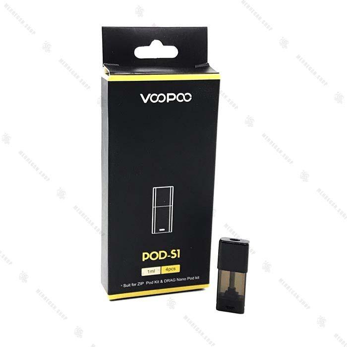 کارتریج ووپو ۱ میلی لیتر – Voopoo Cartridge Pod S1