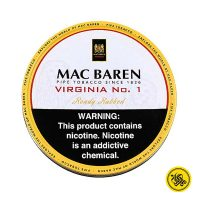 توتون پیپ مک بارن Mac Baren Virginia No.1