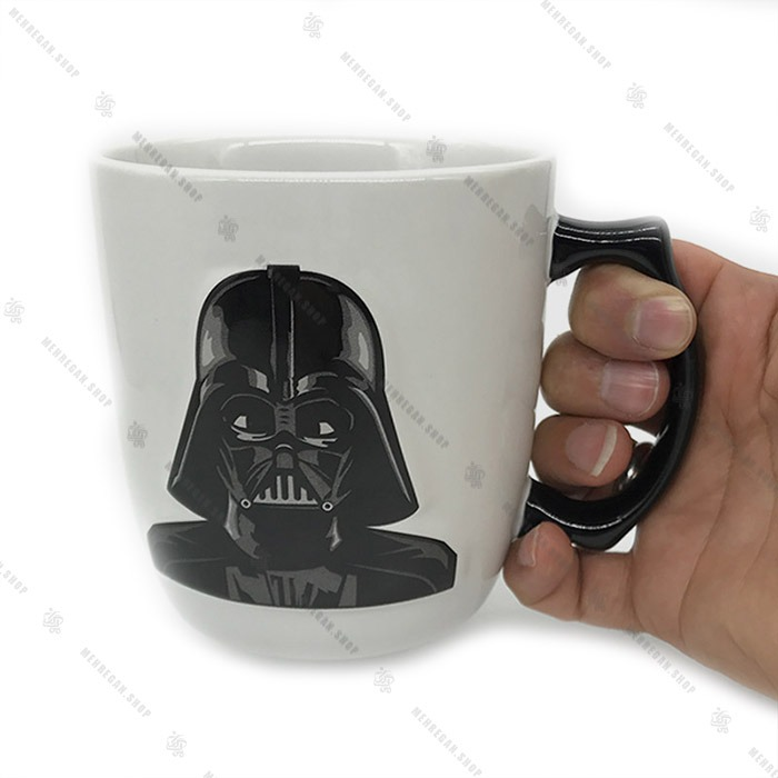 ماگ جنگ ستارگان طرح دارث ویدر Star Wars Darth Vader