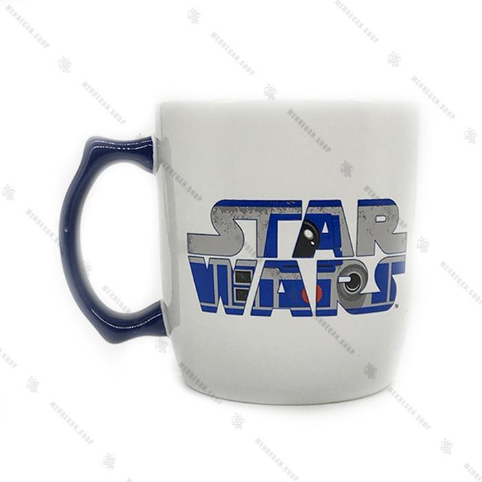 ماگ جنگ ستارگان طرح ربات Star Wars R2-D2