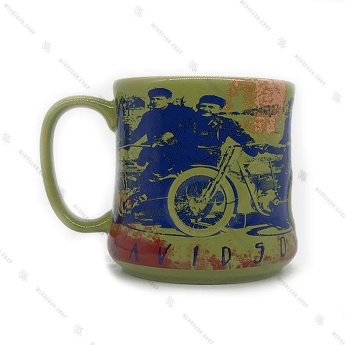 ماگ طرح هارلی دیویدسون Harley Davidson Mug