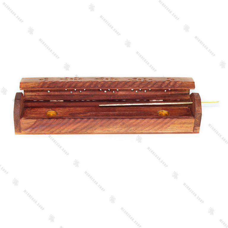 جاعودی تابوتی چوبی با چوب عناب