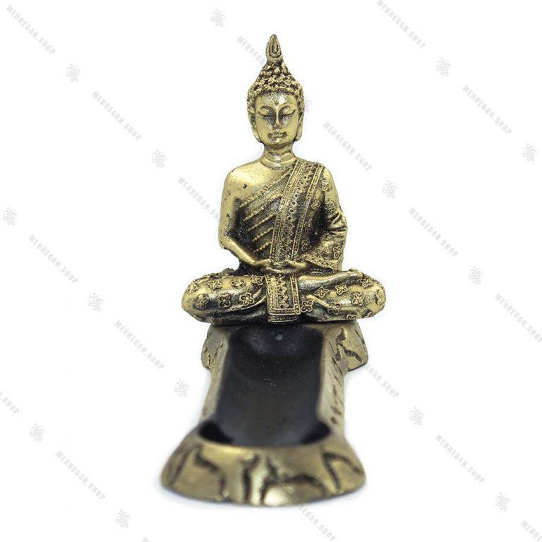جاعودی شاخه ای کشیده بودا طلایی