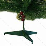 درخت کریسمس برگ سوزنی مدل برفی
