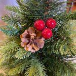 درخت کریسمس مدل برگ سوزنی