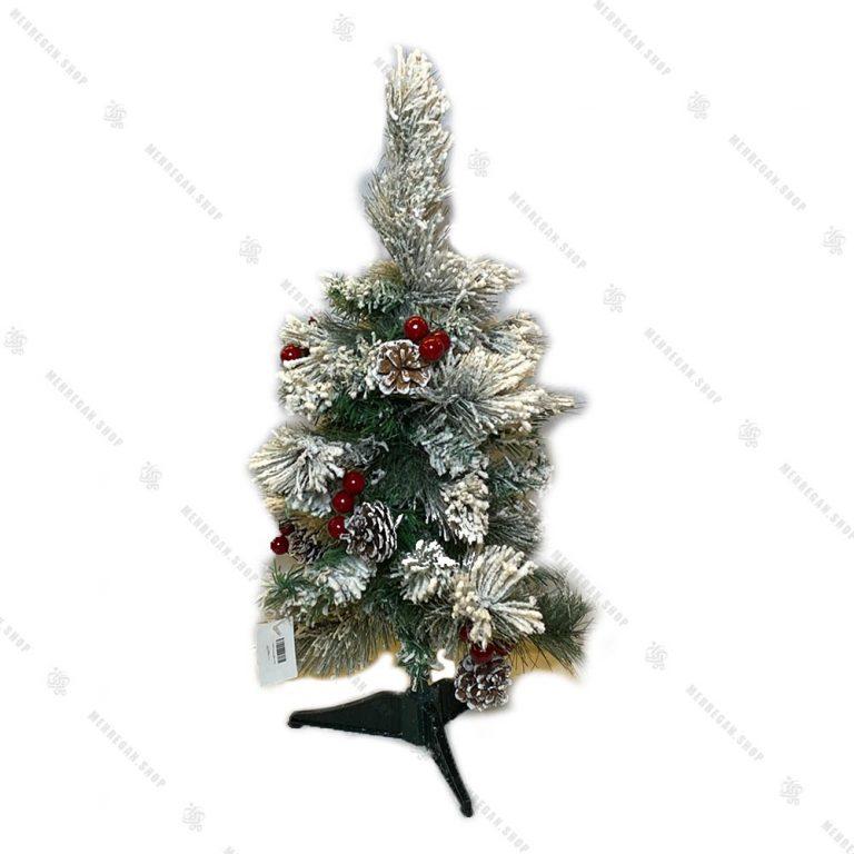 درخت کریسمس مدل برفی
