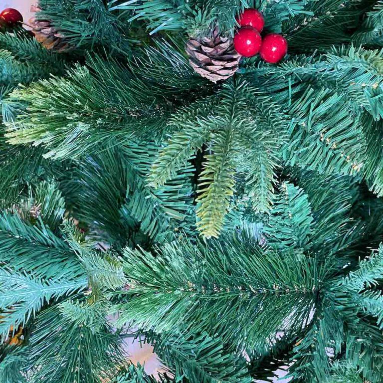 درخت کریسمس سوزنی ۱۲۰ سانتی